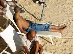 Hot Spot (Rick & Bart) Tags: boy people man paris france hot sexy guy beach seine strand candid strangers streetphotography menschen personnes parijs mensen everydaypeople parisplages rickbart parisbeach rickvink parisbirthdaybash
