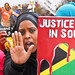 PQ070352 Somalis protest against brutal deaths in South Africa