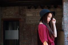 Laura007 (greenjacket888) Tags: portrait laura cute beautiful asian md leg neo lovely  leggy            asianbeauty   85l  85f12  beautyleg  5dmk 5d3
