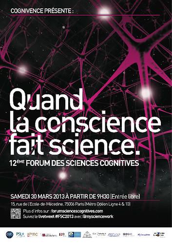 Conscience fait science.