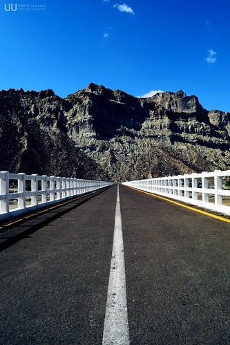Hingol Hillside Bridge
