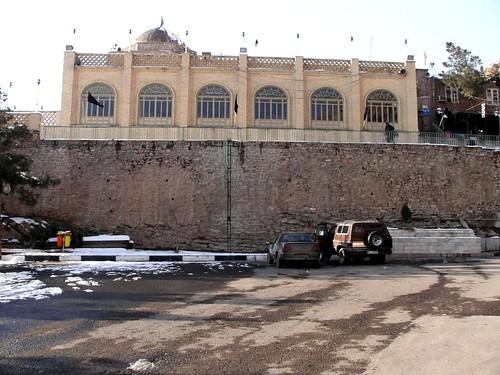 Bibi Shaher Bano Shrine Tehran3
