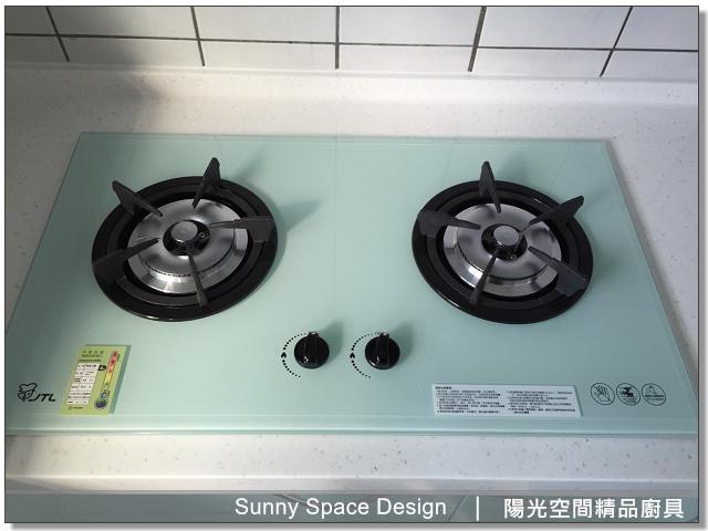 廚具│廚具大王│陽光廚具-土城金城路簡先生作品254-L型廚具-陽光空間精品廚具