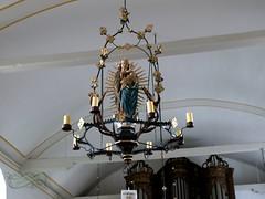 Lauenburger Maria Magdalenen Kirche (Boizenburger) Tags: maria kirche kreuz orgel taufe lauenburg