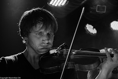 DSC_5789 (Maximilian Ott) Tags: band geige violin violine blackwhite emotion chiaroscuro ghostandbenefits pristine digital music performance rock alternativerock
