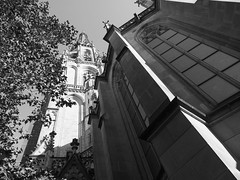 Dom ( seinfeld) Tags: dom kirche church linz schwarzweis blackandwhite