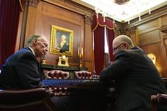 10-24-16 Governor Bentley meets with Consul General Diaz de Leon of Mexico
