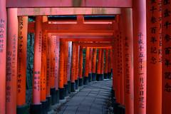 Fushimi Inari (badcrc) Tags: japan eos eos350d