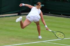 The 130th Championships Wimbledon 2016 - Belinda Bencic (Sui) (Andy2982) Tags: tennis the130thchampionshipswimbledon2016 belindabencic sui wimbledon allenglandlawntennisclub court3 juliaboserup usa secondround