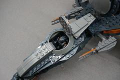 DSC06821 (starstreak007) Tags: megabloks halo phaeton gunship