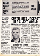 Goal Magazine - 04/10/1969 - Page 19 (The Sky Strikers) Tags: goal magazine the worlds greatest soccer weekly 1s 6d pele gallery world stars