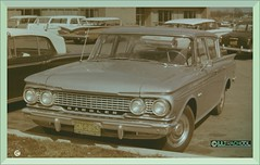 Classic and Companions (Ultrachool) Tags: classic rambler 1961 1960 mercury 1959 chevrolet
