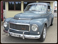 Volvo PV 544 (v8dub) Tags: volvo pv 544 schweiz suisse switzerland swedish pkw voiture car wagen worldcars auto automobile automotive old oldtimer oldcar klassik classic collector