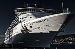 Costa Mediterranea (alias Tomnorton) Tags: costa costacrociere mediterranea costamediterranea trieste porto ottobre 2016 mare sea meer see schiff boot boat transatlantico