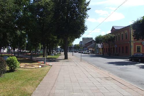 Antanas Baranauskas Square, 04.08.2013.