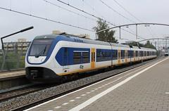 NS SLT 2627 te Zwijndrecht (erwin66101) Tags: ns slt nsslt sprinter light train lm ledigmaterieel ledig materieel station zwijndrecht rotterdamcentraal rotterdamcs rotterdam cs centraal