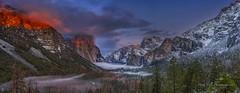 Last Light on El Capitan... (markarlilly) Tags: yosemite yosemitenationalpark yosemitevalley sierranevada sierras california elcapitan halfdome tunnelview panorama zeiss zeiss55mm otus distagonotus5514zf nationalparks nationalpark