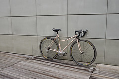 610_0474 (stromo.eu) Tags: allegro reynolds 501 dura ace mavic cosmic primax eclypse itm continental ladies commuter vintage classic road bike