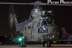 ZJ957 / Royal Air Force / Puma HC2 (Peter Reoch Photography) Tags: royal air force raf royalairforce northolt night photoshoot nightshoot noctural aviation combat military uk aircraft westland puma hc2 helicopter jhc joint command jointhelicoptercommand