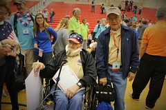 L-R:  Wyman, Frederich (Fred) / Wehrly, Frank 21 Red (indyhonorflight) Tags: ihf indyhonorflight oct charity taboas privatetaboas 21 homecoming frederich fred wyman wehrly frank red