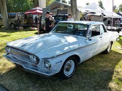 1962 Dodge Dart 440 (bballchico) Tags: 1962 dodge dart 440 dart440 jaywest billetproof billetproofantioch carshow 1960s musclecar mopar