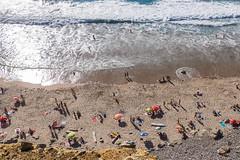 vida de la playa (Rainer ) Tags: strandleben beachlife vidadelaplaya miengo kantabrien bayofbiscay biskaya ngc espaa spanien spain espagne color sommer2016 rainer