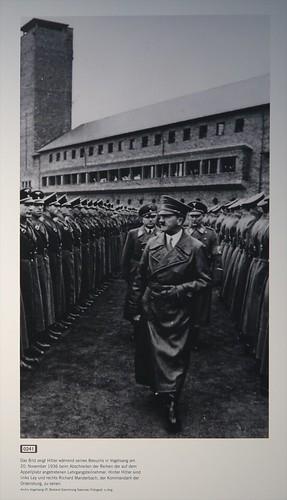 Hitler op bezoek, 20-11-1936; Forum Vogelsang IP; Nationalpark Eifel