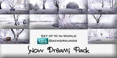 KaTink - Snow Dreams Pack (Marit (Owner of KaTink)) Tags: annemaritjarvinen katink my60lsecretsale 60l 60lsales secondlife sl salesinsl