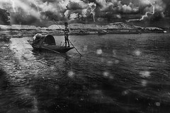 (oliurrahmanpritom) Tags: water worldbest white workingpeople world explore exploring excellent 3556 commons collection click creative boat beautiful bangladesh bw best bokeh rain cloud strom lightroom lifestyle fotografie flicker flickriver foto fotographe fine xplorstarts nikon