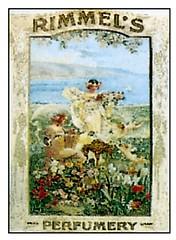 Rimmel's Perfumery (OldAdMan) Tags: oldadman advertisements advertising vintage healthbeauty rimmel perfumery