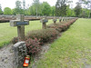 A German Soldier known only to God (Antropoturista) Tags: belgium lommel graves crosses remeber red
