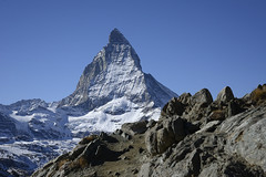 Matterhorn (JohannesMayr) Tags: matterhorn switzerland schweiz zermatt berg eis ice mountain schnee gornergrat overlook aussicht