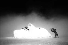 Felix Tian Burning Man 2016 Utopia05 (felixtian.com) Tags: burning man 2016 contaxrx zeiss21mm xpan infraredfilmhie kodaktmx100 ilforddelta400