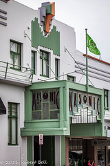 Masonic Hotel Detail (zzrbell) Tags: artdeco napier newzealand hawkesbay nz