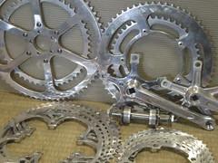 TA Crank&Chain ring (mori1400.0000) Tags: moulton moultonspeed bridgestonemoulton moultonsport tacrank