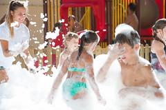 isabel foam party (GF Hoteles (Tenerife)) Tags: nios kids fun foam espuma schaum spass