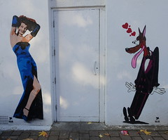 PEGASUS (BE'N 59. Street photographer) Tags: londres london streetart pegasus