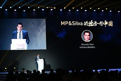 Riccardo Silva during his speech at World Sports Ecosystem Summit, China National Convention Center in Beijing (StylishMen) Tags: riccardo riccardosilvalondon riccardosilvamiami riccardosilva riccardosilvamilan bejing pechino china speech speaking crowd businessman sport world sports ecosystem summit wses business tie suits stylish style power