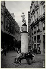Punto de Encuentro. (Puerta del Sol, Madrid.) (GARFANKEL) Tags: