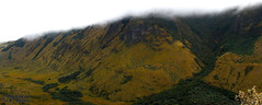 High Andes (Mahmoud R Maheri) Tags: landscape mountain andes ecuador quito cloud forest cloudforest cold valley greenvalley