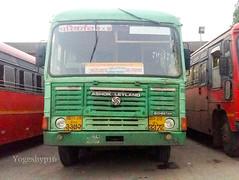 Kalyan - Jalgaon (yogeshyp) Tags: msrtc st msrtcparivartanbus msrtckumbhmelabus jalgaonst