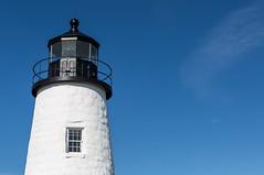 Pemaquid Point Light (dcjohnson50) Tags: maine lighthouse bristol pemaquid neck pemaquidpointlight canon canon5dmarkiii 5d canon2470mm ocean clouds skies beautiful roadtrip eos markiii