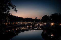 PONTE SISTO (cinotosi) Tags: rome rom vatican collosseum vatikan papst pope church stpeter petersplatz circusmaximus museivaticani tiber sisto ponte bridge