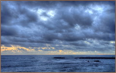 Kuilima Cove Sunrise (tdlucas5000) Tags: sunrise oahu hawaii kuilima clouds hdr ocean sea wind