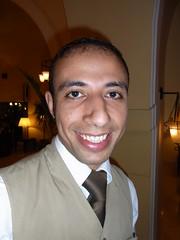 The receptionist's nose ... (Ottmar H.) Tags: egypt gypten homme