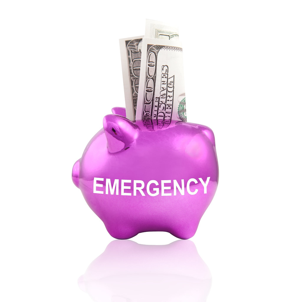 Emergency Fund by Tax Credits, on Flickr