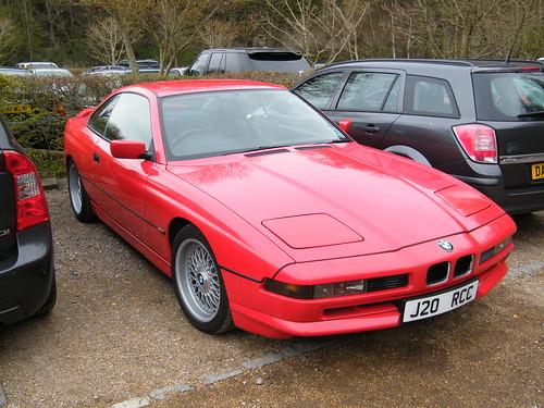 1991 BMW 860