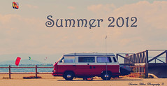 SUMMER 2012 (Dumitru Mihai) Tags: summer beach relax playa verano caravan 1950 2012 caravana vacantion deltadelebro