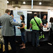The lijit Booth at BlogWorld & New Media Expo