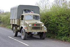M0020-Rixton. (day 192) Tags: bedford militaryvehicle roadrun transportshow rixton transportrally cheshirerun classicmilitaryvehicle preservedmilitaryvehicle 127yum